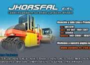 Jhoasfal  tenemos a la venta productos asfalticos