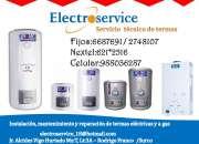 6687691//lima// servicio tecnico de termas brasec