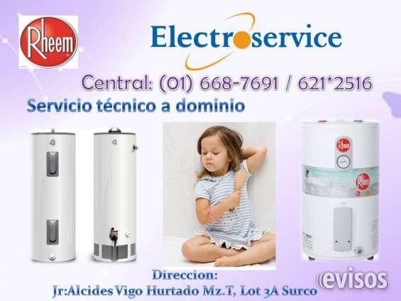 **6687691** servicio técnico de termas rheem :)