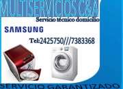 Servicio tecnico secadoras samsung lima  2425750@