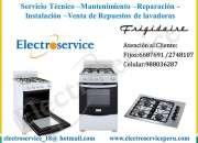 6687691=) servicio tecnico de electrodomésticos