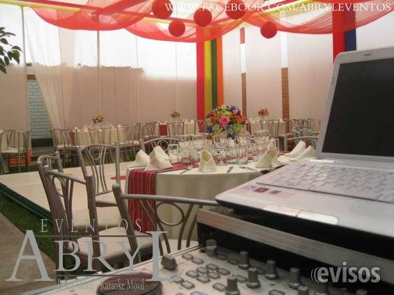 Alquiler de dj y luces para boda civil