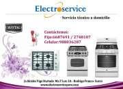 *maytag*servicio técnico profesional de cocinas