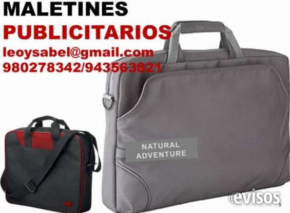 Maletines porta laptop