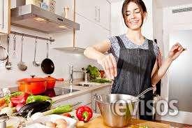Necesito cocinera todos los beneficios de ley buen sueldo