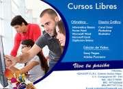 CURSOS LIBRES - AREQUIPA