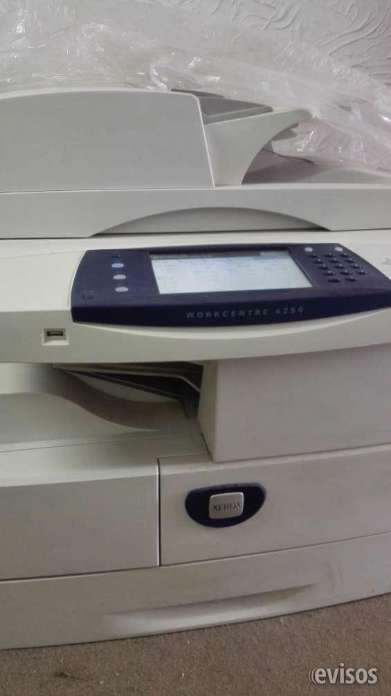 Vendo fotocopiadora xerox