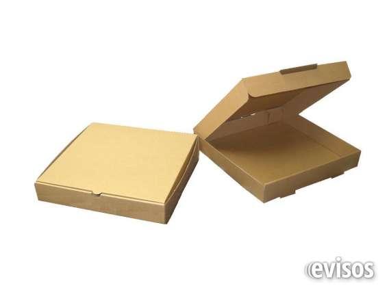 Venta cajas de pizza carton microcorrugado