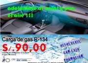 Repustos de aire acondicionado automotriz