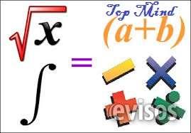 Asesoria de clases de matematica a nivel primario y secundario