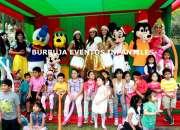 Burbuja eventos fiestas infantiles , show naviden…