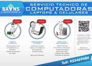 Bauns masters repairs - servicio técnico computadoras