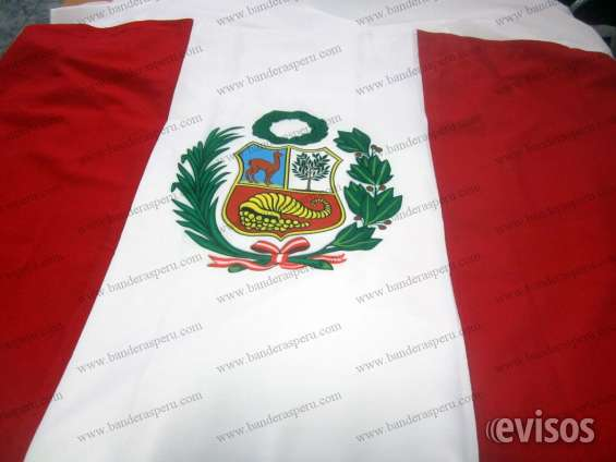 Bandera de perú 28 de julio, pabellon nacional