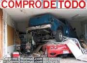Maquinarias,fierros y vehiculos en desuso chatarr…