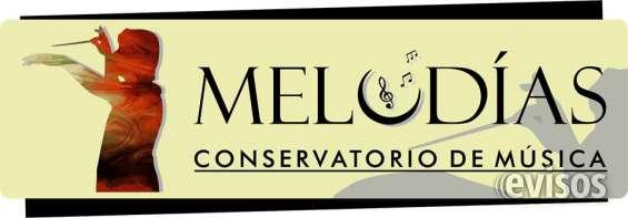 Conservatorio de música melodías
