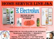 REPARACION // SERVICIO TECNICO REFRIGERADORAS 2425750 ELECTROLUX