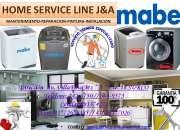 Servicio tecnico 996049896 //2425750 lavadoras mabe