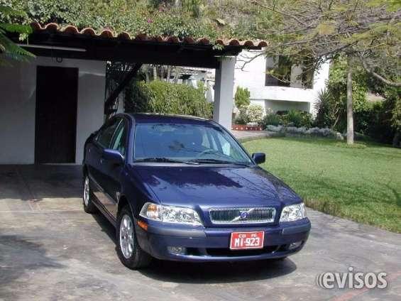 Volvo s40 año:2000 modelo 2001