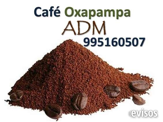 Vendo café de oxapampa adm