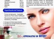Venta de toxina botulinica - botox