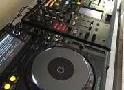 En venta 2x Pioneer CDJ-2000 Nexus más 1 DJM-2000 mezclador Nexus Medio