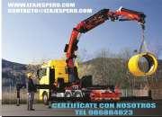 Capacitacion y certificación en operaciones con montacargas y apiladores electricos