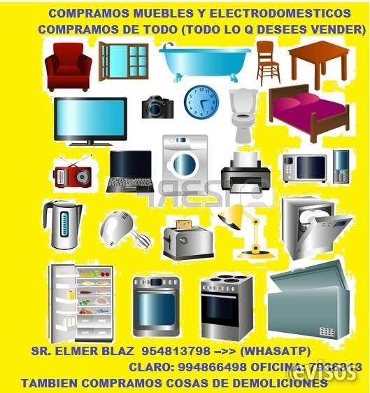 Toda clase de cosas usadas compramos d todo 954813798