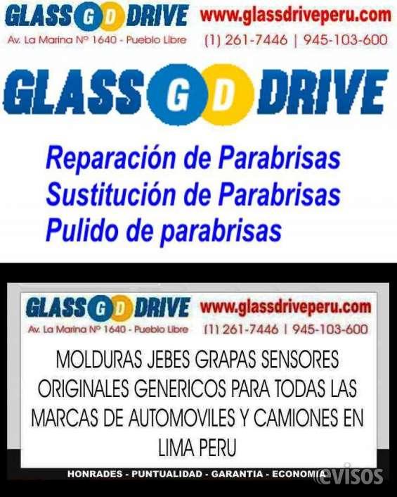 Glass drive reparacion parabrisas lima peru parabrisas lima perú