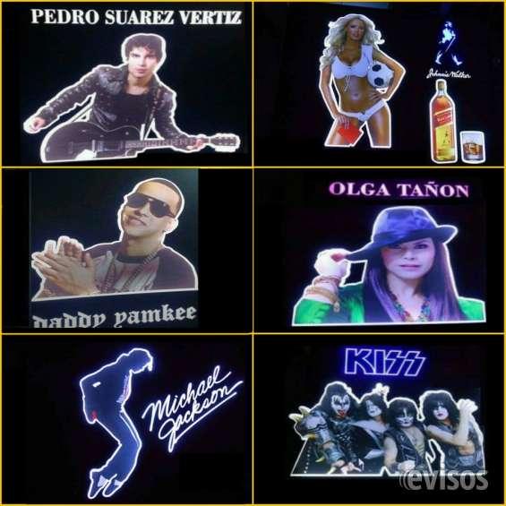 Fotos de Letreros luminosos para tu karaoke bar. llamanos: 975774329