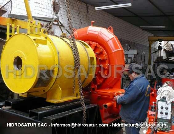 Fabricacion de turbinas hidraulicas