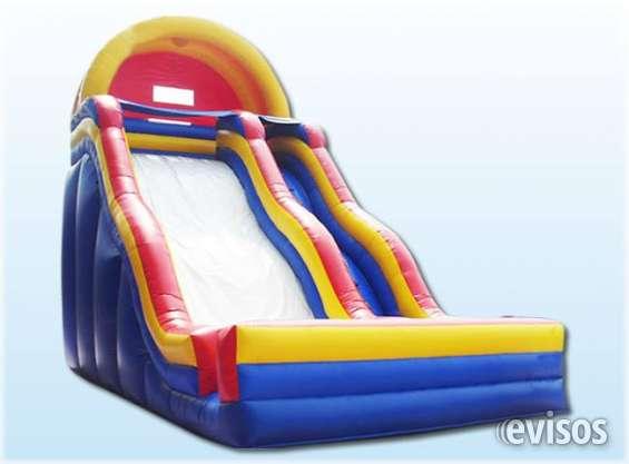 Juegos inflables alquiler para todas las edades tematicas