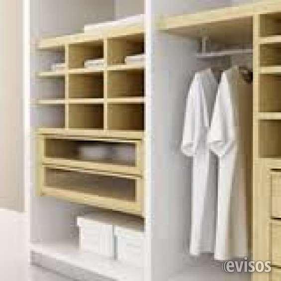 Closet y muebles melamine decormobil