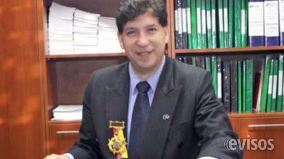Dr. ivan noguera ramos es doctor honoris causa por la universidad privada sergio bernales
