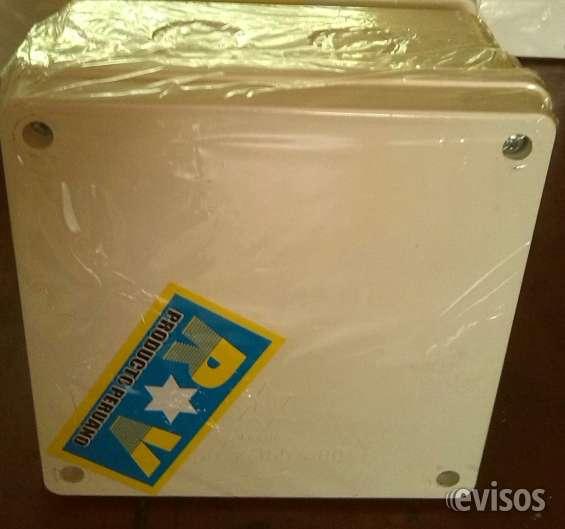 Fotos de Tableros riel pvc y cajas pase envios a provincias gratissssss 4