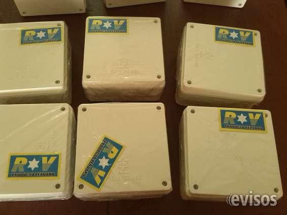 Fotos de Tableros riel pvc y cajas pase envios a provincias gratissssss 5
