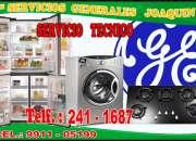 Servicio técnico = general electric = lavadoras, refrigeradoras 241-1687