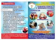 Centro de terapia fisica para  niños y adultos en carabayllo