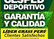 GRASS SINTETICO DESDE $15.00 el m2, INSTALACION COMPLETA PARA FUTBOL Y JARDINES