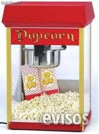 Máquina de pop corn