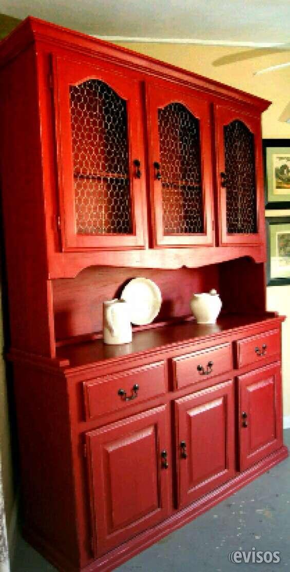 Fotos de Pintados de muebles clásicos modernos coloniales rústicos 3