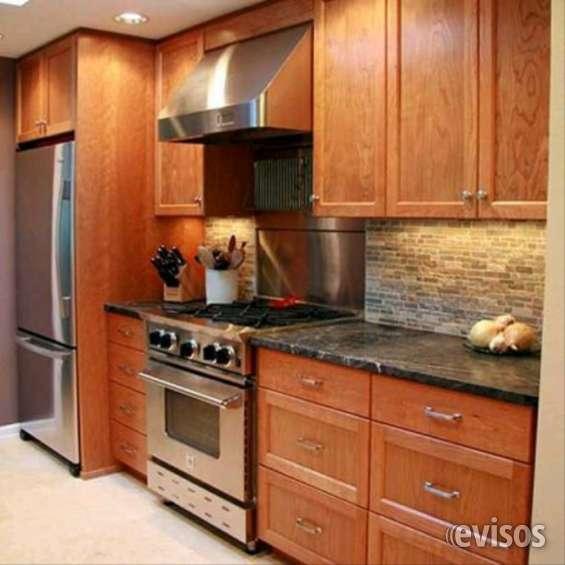 Muebles para cocina fabricación diseño lima perú