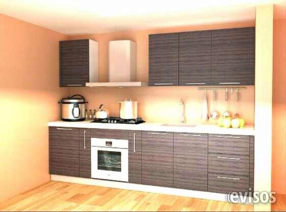 Fotos de Muebles para cocina fabricación diseño lima perú 4