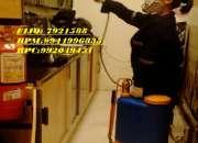 Fumigacion en casas, departamentos, oficinas, locales comerciales y otros en san miguel ,
