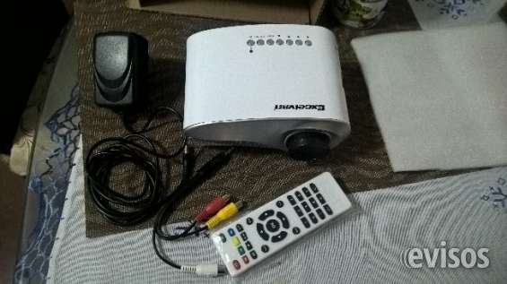 Vendo mini proyector led