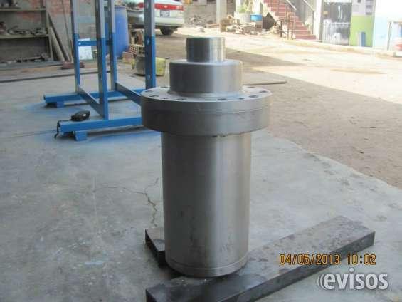 Fabricacion de cilindros hidraulicos