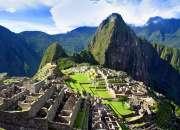 Oferta pasajes turísticos al cusco machu picchu