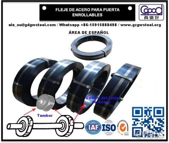 Cortinas metalicas para enrollar acero