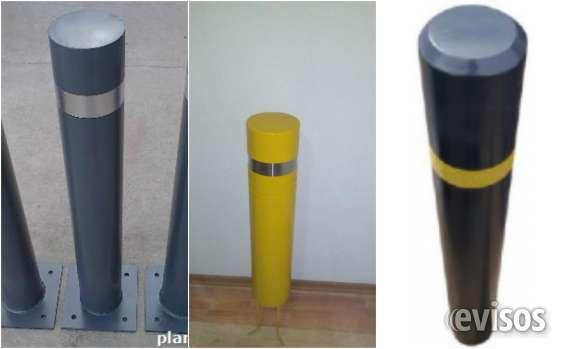 Mapive s.a.c mobiliario urbano postes, bancas, piletas, bolardos, tachos de metal y fibra