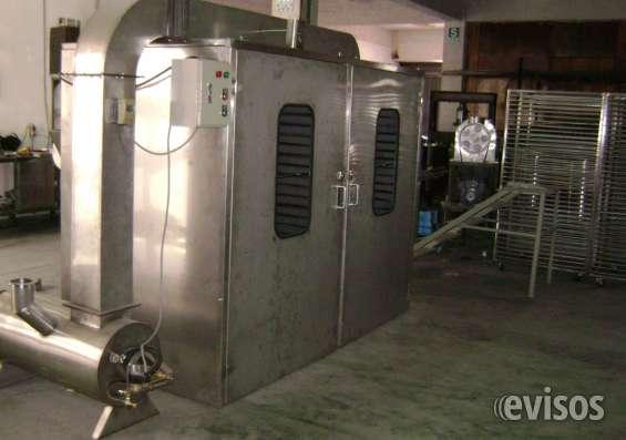 Deshidratadora de  300 kilos  carga