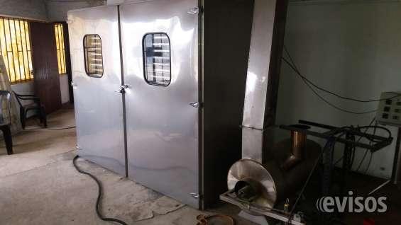 Deshidratadora de 400 kilos  carga